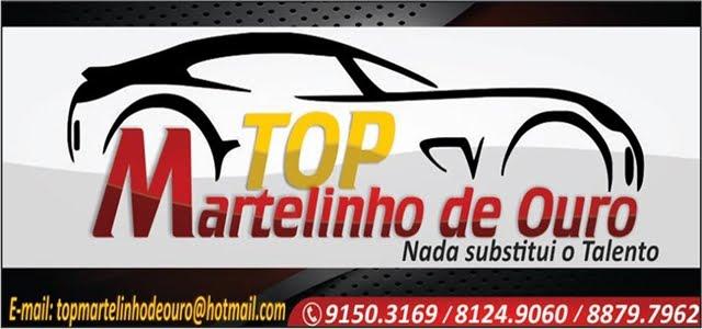 TOP MARTELINHO De OURO