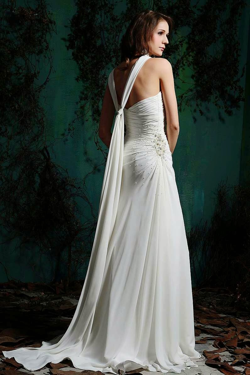 Backless/Open Back Wedding Dresses Pinterest Photos HD Ideas