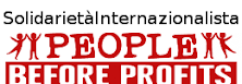 SOLIDARIETA' INTERNAZIONALISTA