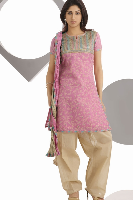tattoink new simple salwar kameez dresses 2013