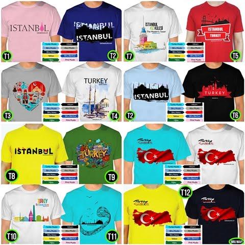 KAOS TURKI dan ISTANBUL