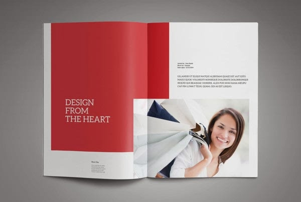 15 Magazine Templates To Help You Achieve Publication Awesomeness