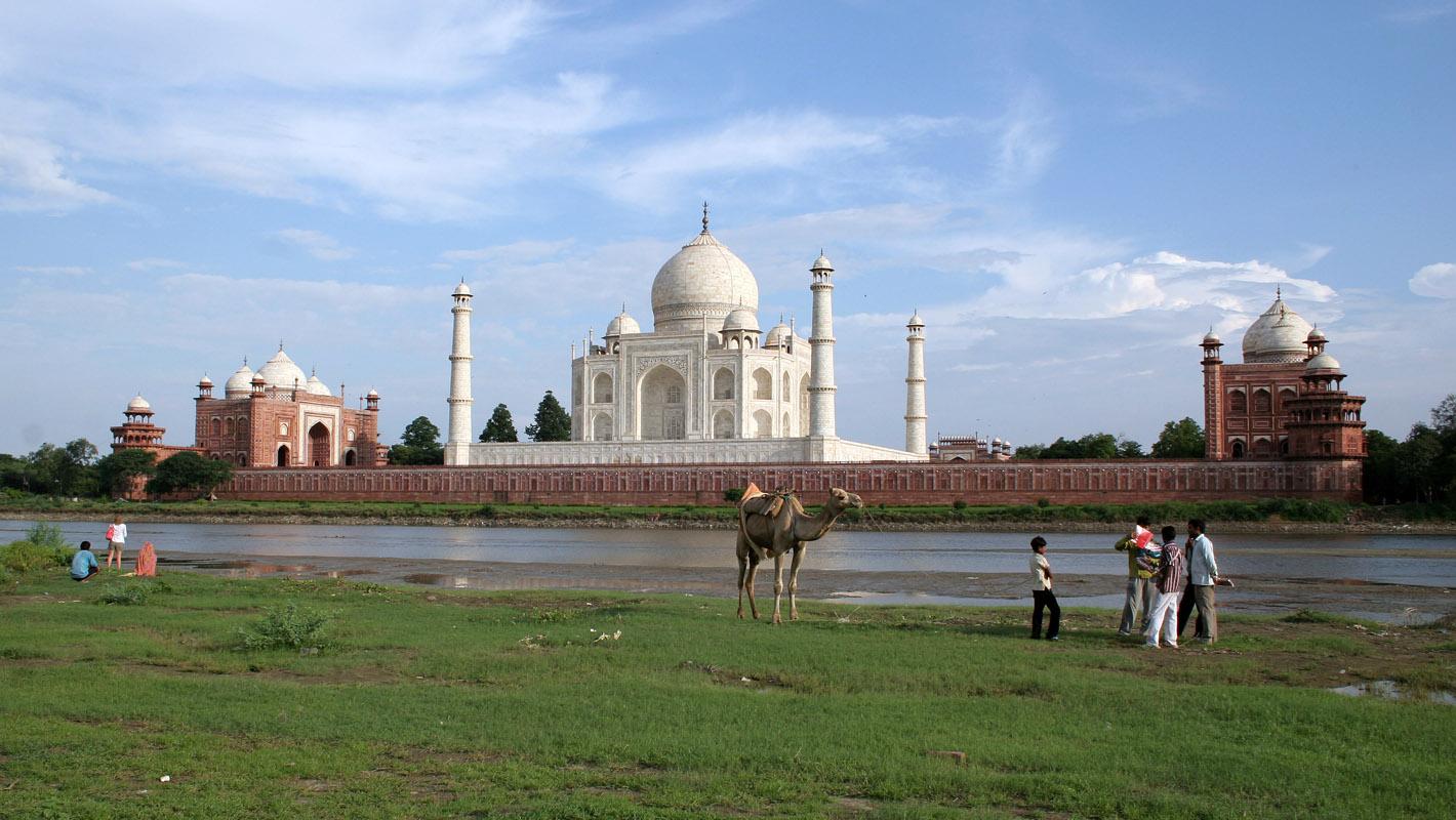 Taj Mahal A Lot Of Love