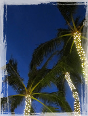 Tropical Hawaiin Christmas