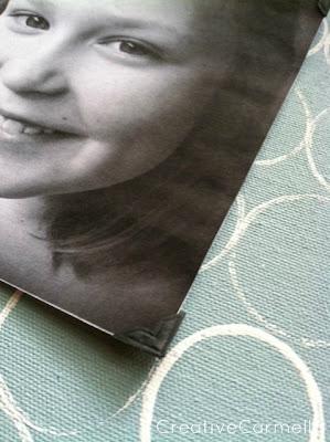 สิ่งประดิษฐ์จากแกนกระดาษชำระ –ตกแต่งกรอบรูปสวยๆ 5