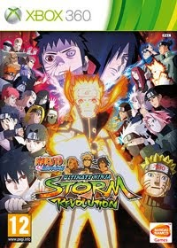 Naruto Shippuden: Ultimate Storm Revolution