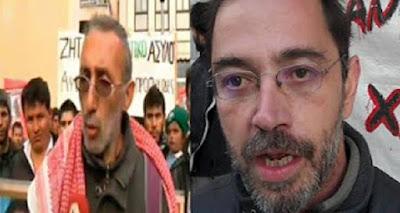 Αυτοί είναι που δεν έχουν κολλήσει ένσημο στη ζωή τους και ζούν με τα κρατικά λεφτά των ΜΚΟ και ξεσηκώνουν μετανάστες και φωνάζουν υπέρ των Σκοπίων!!!!