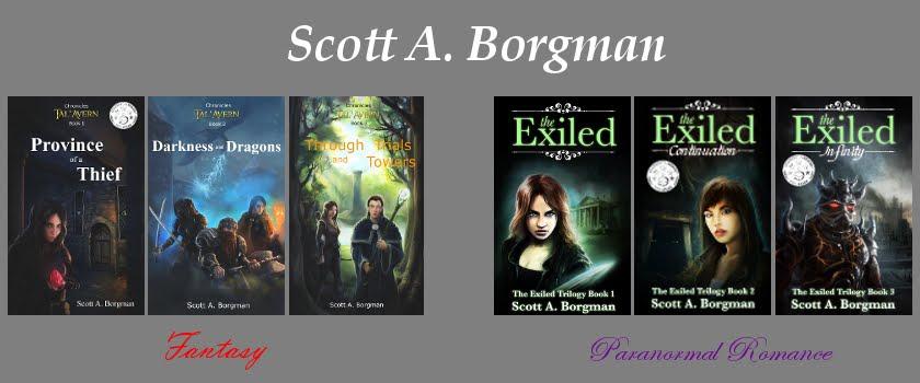 Scott A Borgman - Author