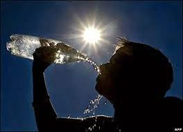 Cuaca Panas Elakkan Minum Kopi Teh Dan Air Bergas