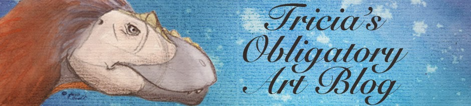 Tricia's Obligatory Art Blog!