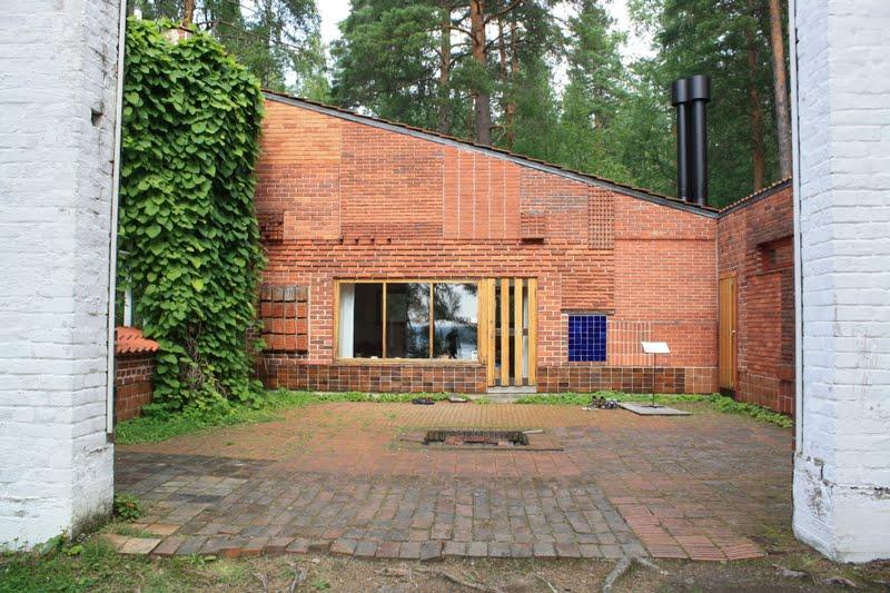 Alvar Aalto 39 S Architecture Aalto 39 S Experimental House