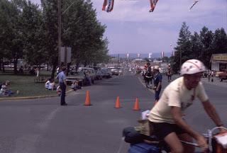 Grangeville parade
