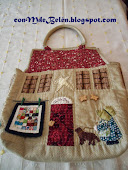 Le Sac Born To Quilt