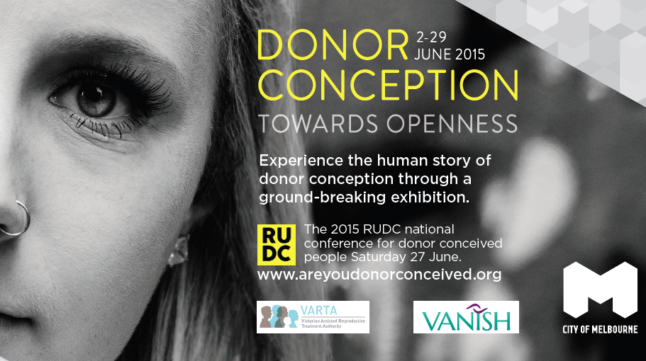 Donor Conception - Towards Openness Exhibition