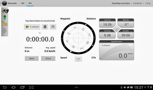 Maverick Pro android apk - Screenshoot