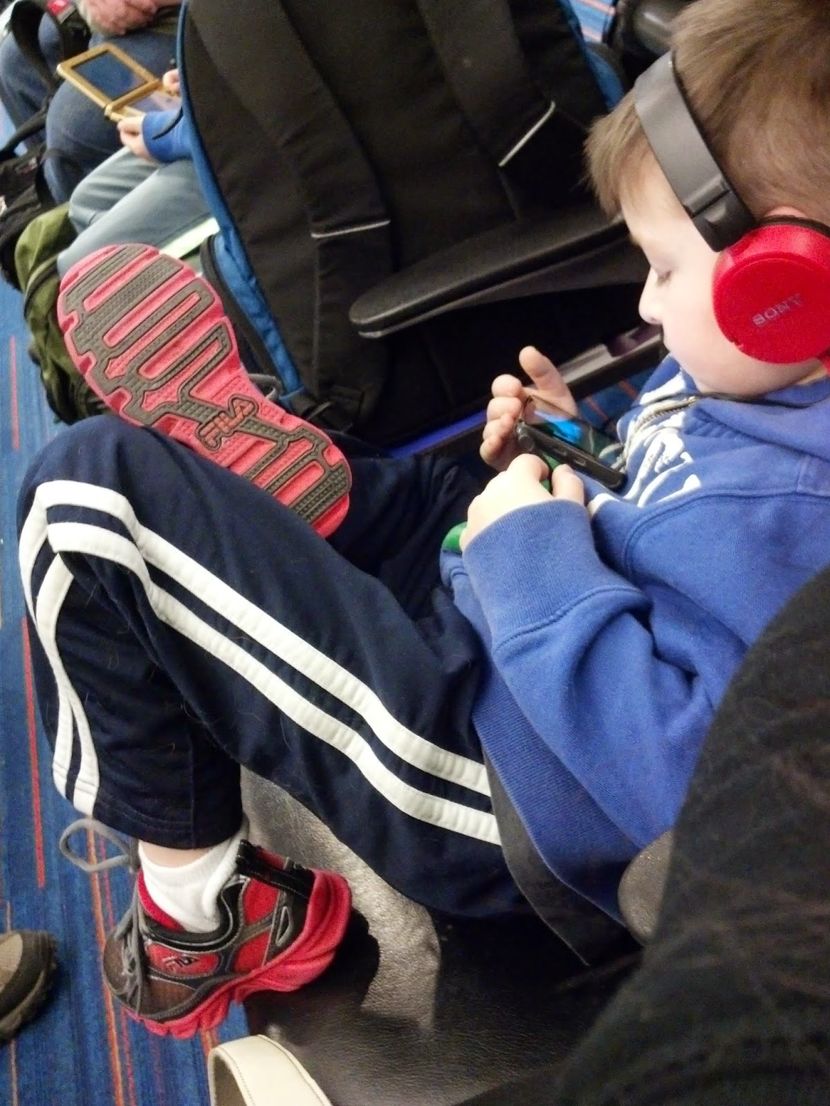 10 tips for flying to disney world with kids with ADHD