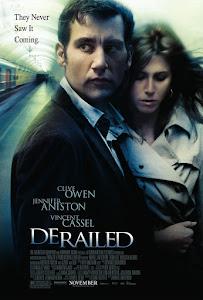 Derailed Poster