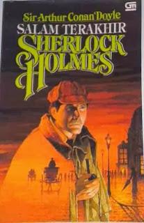 Novel Salam Terakhir Sherlock Holmes