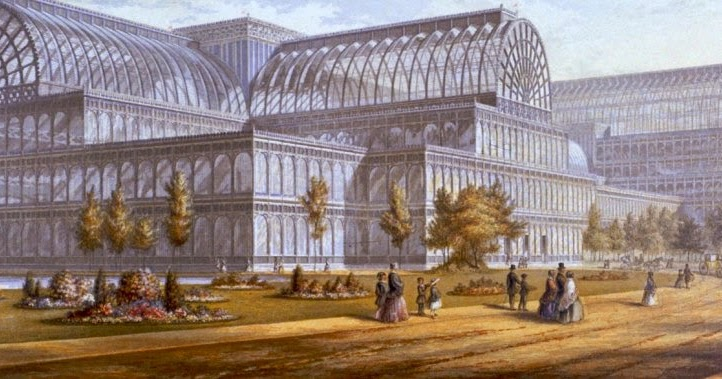Casa arredamento e bricolage il crystal palace a londra for Grandi magazzini arredamento