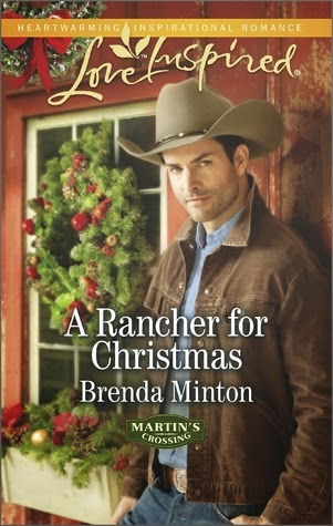 A Rancher for Christmas by Brenda Minton