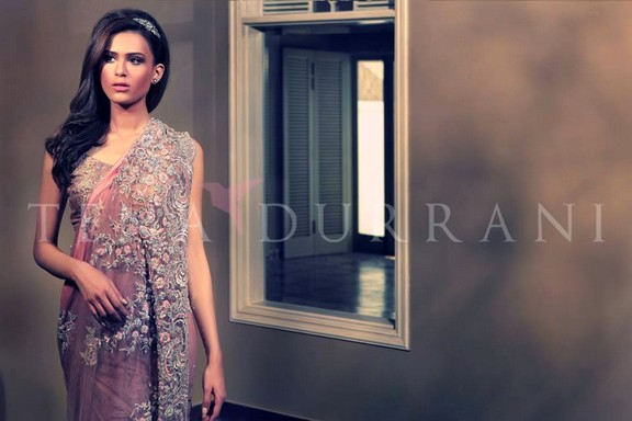 Tena Durrani Bridal Collection 2015-16