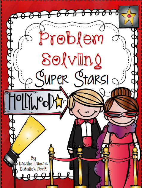 http://www.teacherspayteachers.com/Product/Problem-Solving-Super-Stars-A-Primary-Problem-Solving-Unit-639570