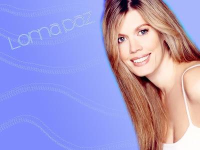 Colombian actress Lorna Paz Hot Photo Shoot Wallpapers