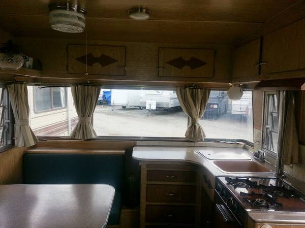 Used RVs 1964 Terry Vintage Travel Trailer For Sale by Owner