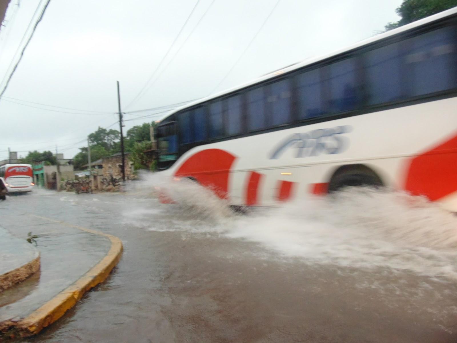 Resultado de imagen para calkini inundación