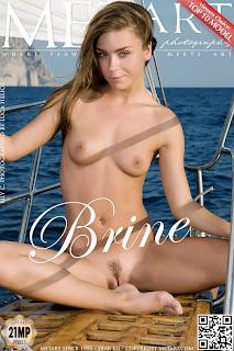 Lily C - Brine - Cover