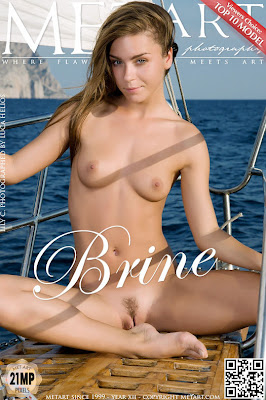 Lily C - Brine - Cover