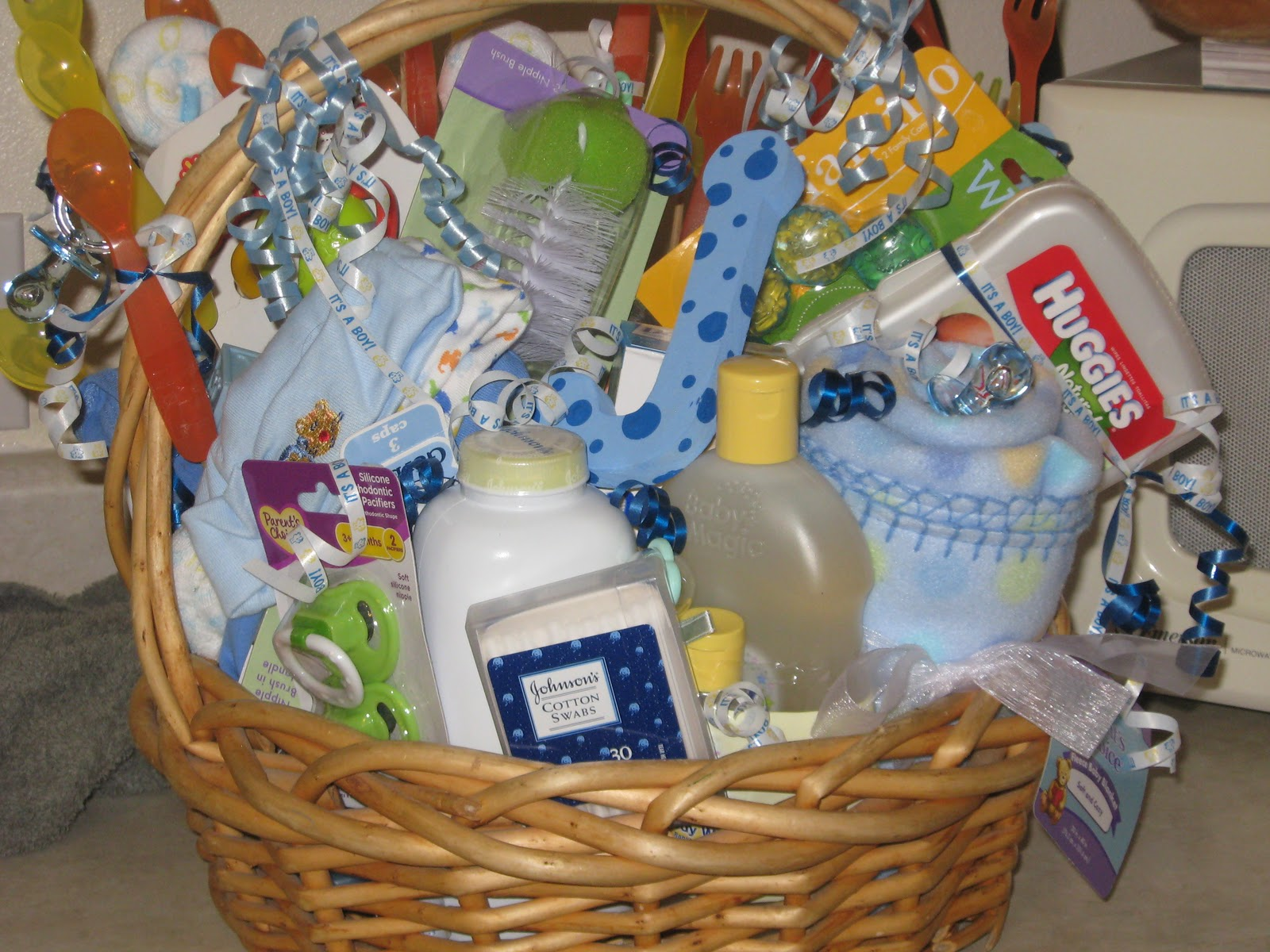 Baby Gift Creations : Alyssa s baby creations gift baskets