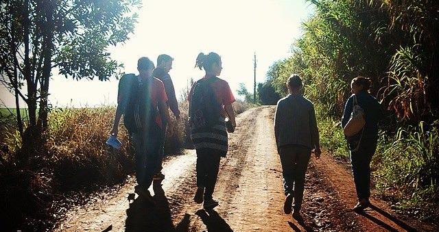 Juventude Missionária do Paraná realiza 1ª Missão Jovem Estadual