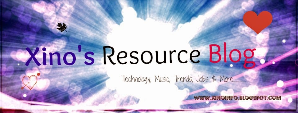 Xino Resource Blog