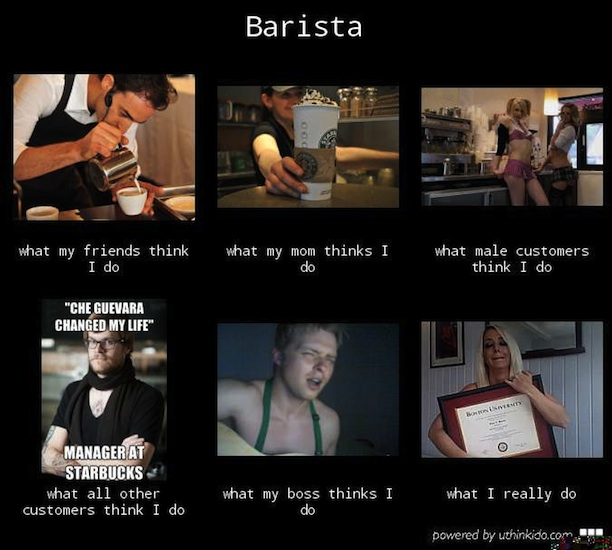 Hipster Barista  Know Your Meme