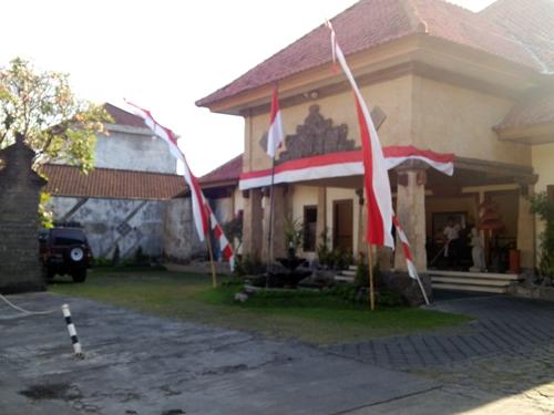 ムンタリサヌールホテル(Mentari Sanur Hotel)