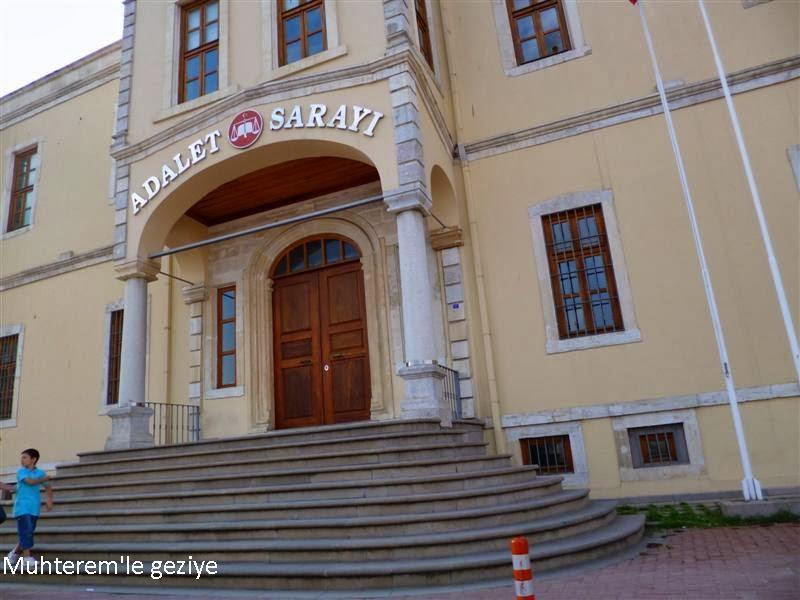 Sinop Adalet Sarayı
