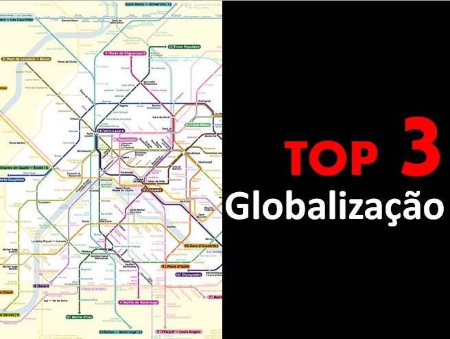 Top 3 - Globalização
