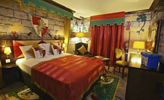 LEGOLAND Hotel Kingdom premium themed room