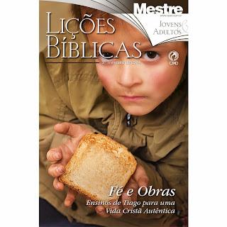 Espaço Escola Bíblica Dominical: Fé e Obras