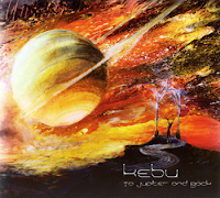 Kebu - To Jupiter And Back (2012)