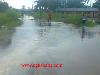 water%2Bflooding%2Bin%2Bdelta More photo Updates From The Delta State Ongoing Flooding