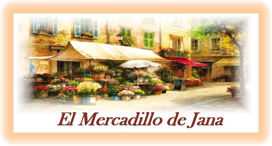 EL MERCADILLO DE JANA