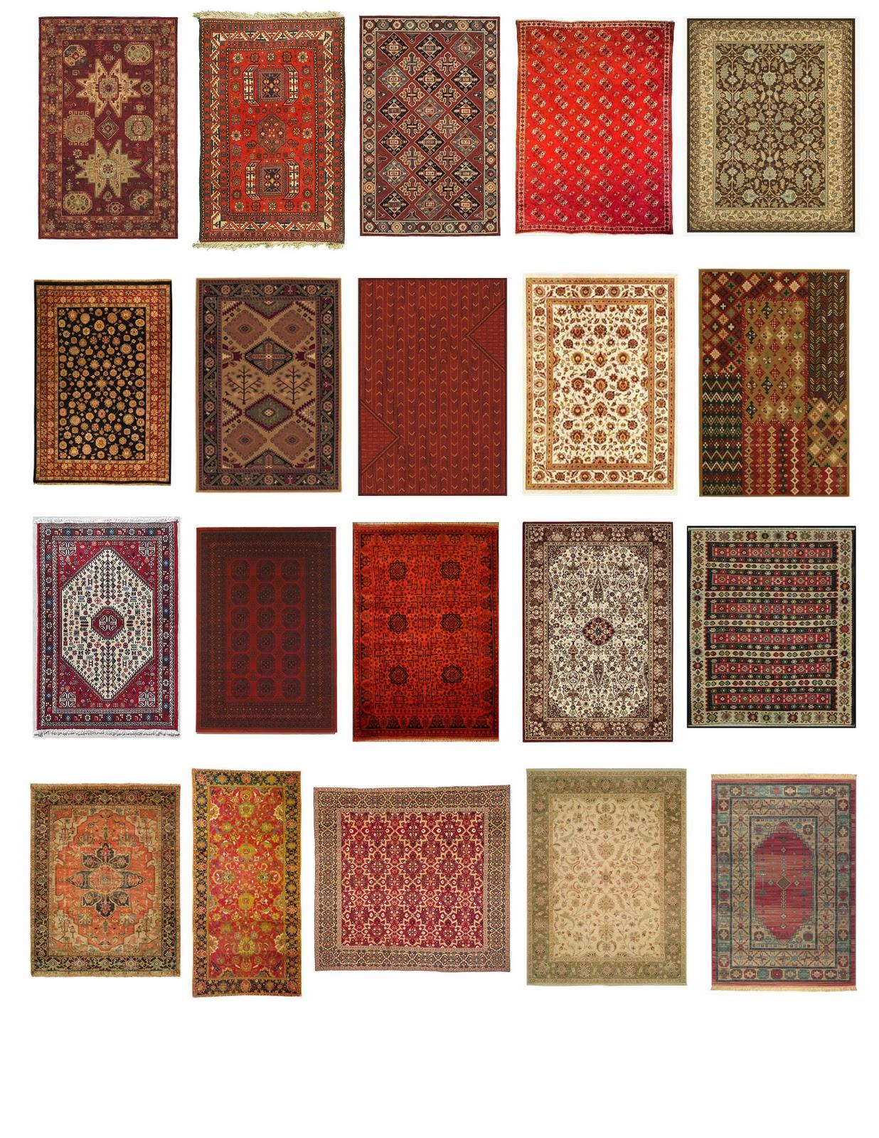 adventures in lead: genuine indostani rug sale!!