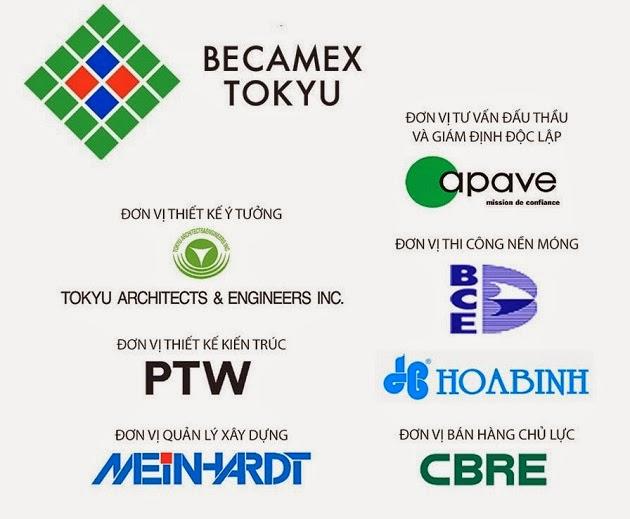 Đối tác Becamex Tokyu - Sora Gardens Involved