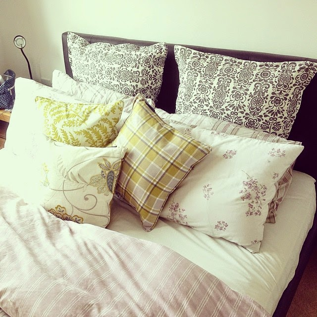 new bedding home