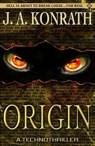 Portada de Origin, de J.A. Konrath