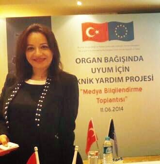 """Avrupa Birliği """"Organ Bağışında Uyum için Teknik Yardım Projesi"""" Kıdemli İletişim Uzmanı"""