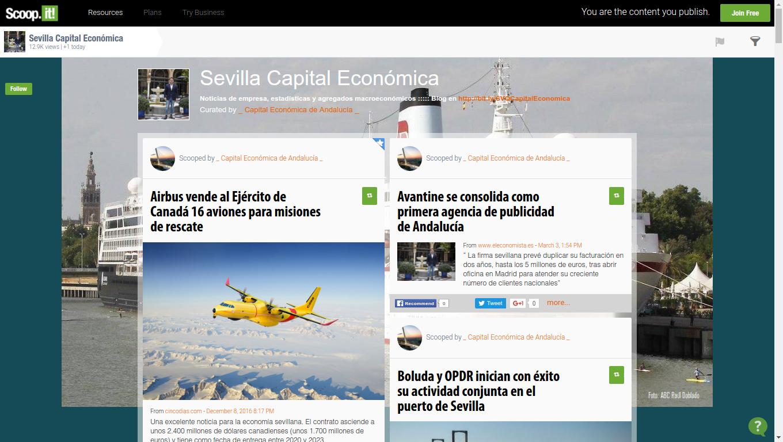Más Sevilla Capital Económica