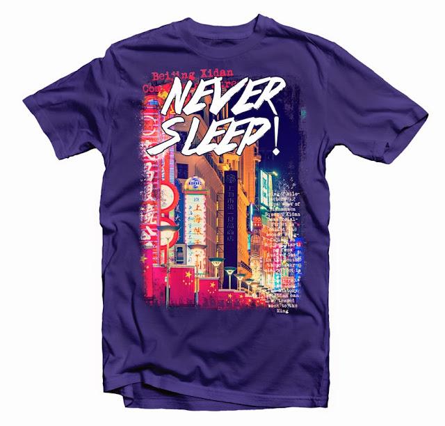 city tshirt design